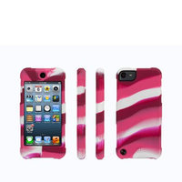 Griffin Survivor Skin for iPod touch (5th gen.), pink swirl