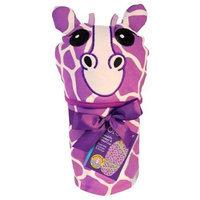 SOZO Giraffe Swaddle Blanket & Cap Set