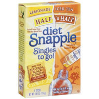 diet Snapple Iced Tea Singles To-Go