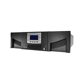 QUANTUM Scalar i40 Library one IBM LTO-5 tape drive 25 slots 8GB native Fibre Channel (LSC14-CB5J-11