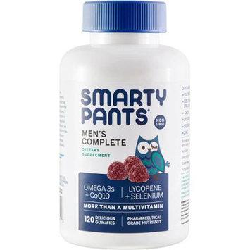 Smartypants Smarty Pants Men's Complete Multivitamin Gummies - 120 Count