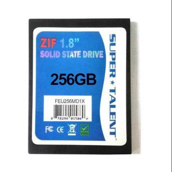 Supertalent Super Talent DuraDrive ZT4 256GB 1.8 inch IDE Solid State Drive (MLC)