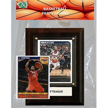 Candicollectables Candlcollectables 46LBHAWKS NBA Atlanta Hawks Party Favor With 4 x 6 Plaque