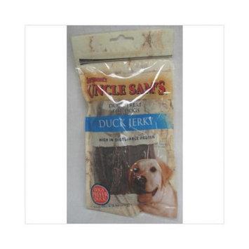Sergeant's Pet 47405 Canine Prime Duck Jerky 3 Ounce