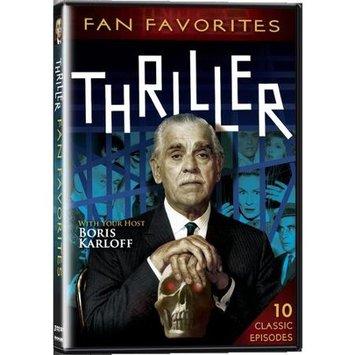 THRILLER: FAN FAVORITES BY KARLOFF, BORIS (DVD) [2 DISCS]