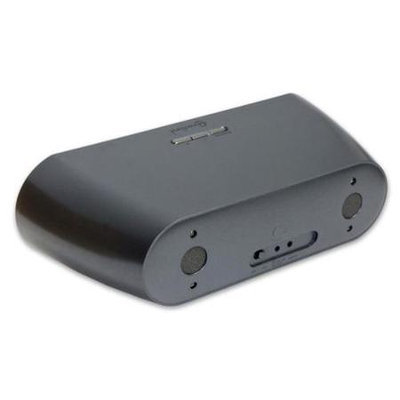 SYBA Connectland CL-SPK23023 Bluetooth V2.1+EDR Wireless Stereo Speaker in Grey, Powered by Batteries or AC A