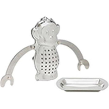 Frontier Natural Foods Frontier Natural Products 228178 Tea Infuser With Tray