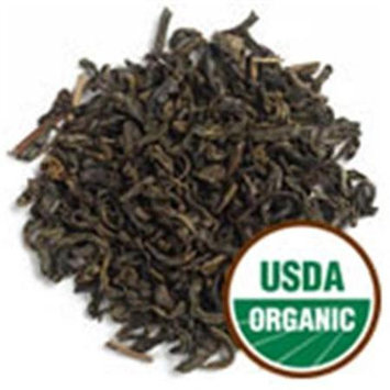 Frontier Natural Products - Bulk Young Hyson Tea Organic - 1 lb.
