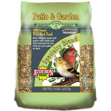 Audubon Park 5 lb Park Patio And Garden Wild Bird Food