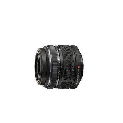 Olympus M.14-42mm F3.5-5.6 2R Zuiko Camera Zoom Lens - Black