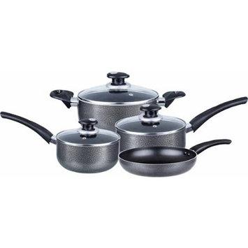 Brentwood BPS-107 7 Piece Aluminum Cookware Set