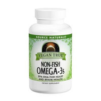 Source Naturals Inc. Vegan Non-Fish Omega-3's Source Naturals, Inc. 30 Softgel