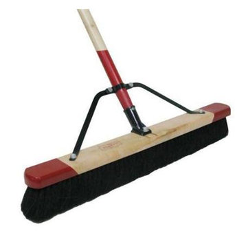 Harper 24in Medium Stiff Push All-Purpose Broom (3424A)