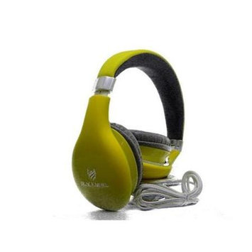 Blackmore BH-1900-YW Professional Headphones High-Definition, Yellow