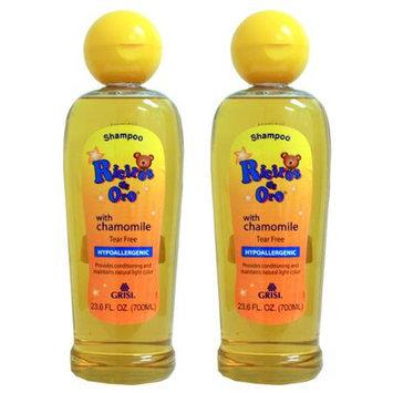 Ricitos De Oro Baby Shampoo - 2 pk.