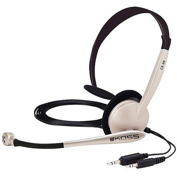 Koss CS95 Communication Headset with Noise Cancelling Mic