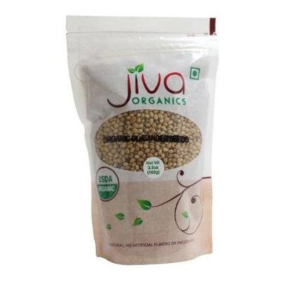 Jiva Organics Coriander Seeds 3.5 oz