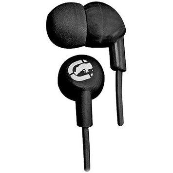 Mizco-headphones Marc Ecko Unlimited Chaos Inner Ear Earphones (Black)