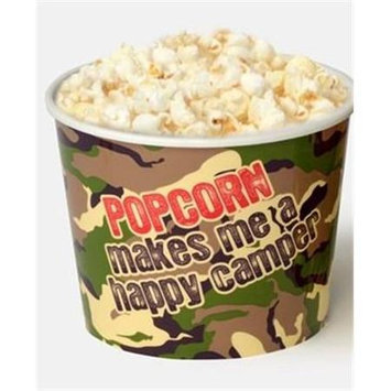 Wabash Valley Farms Camouflage Popcorn Tub
