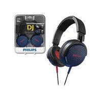 Philips SHL3100BL Headband Headphones - Blue