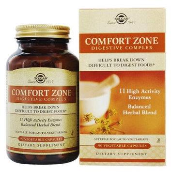Solgar - Comfort Zone Digestive Complex - 90 Vegetarian Capsules