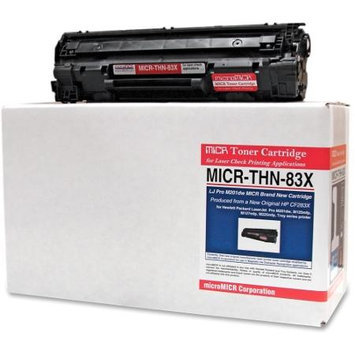 Micromicr Micr Toner Cartridge - Replacement For Hp [83x] - Magenta - Laser - 16500 Page - 1 Each (thn83x)
