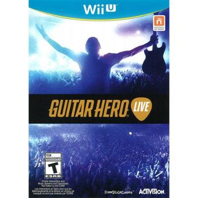 Activision, Inc. Guitar Hero Live - Guitar 2-pack Bundle - Nintendo Wii U