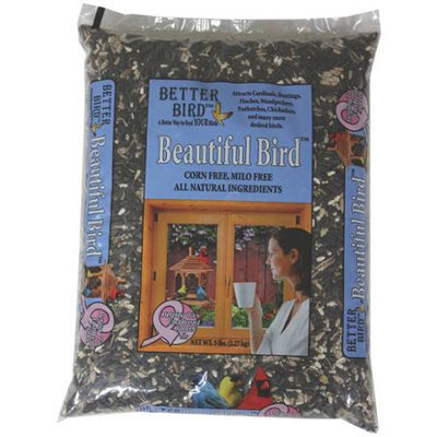 D & D Commodities LTD. 5 Lb Beautiful Bird Food