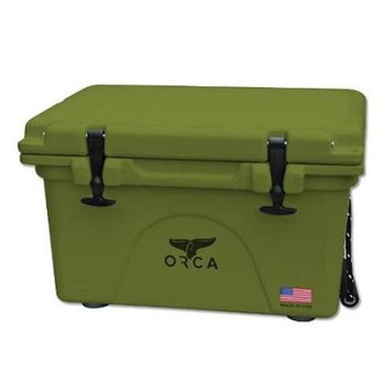 ORCA Cooler TW026ORC 26 Qt. Cooler Green