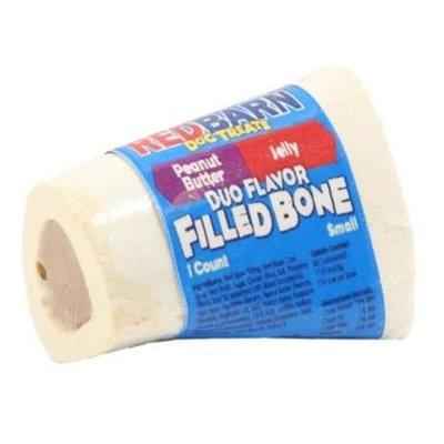 Redbarn Duo Flavor Filled Dog Bone - Small Peanut Butter & Jelly