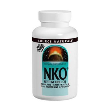 Source Naturals NKO Neptune Krill Oil 1000 mg - 90 Softgels