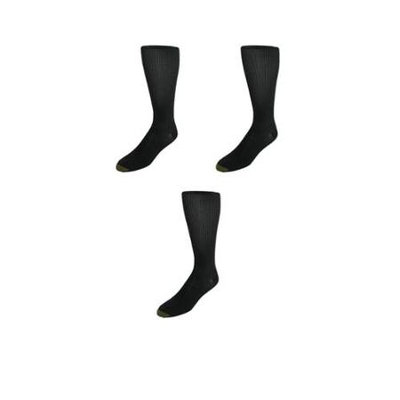 Gold Toe Mens Firm Support Compression Socks