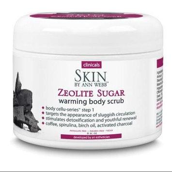 Skin by Ann Webb - Zeolite Sugar Warming Body Scrub - 8 oz.