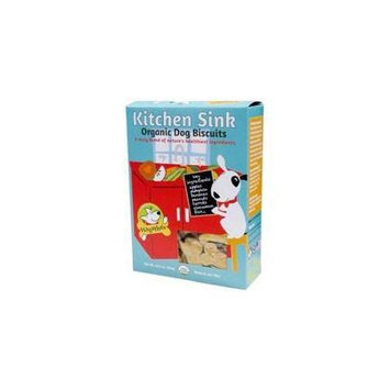 Zeigler's Distributor Inc Wagathas Kitchen Sink Organic Dog Biscuit