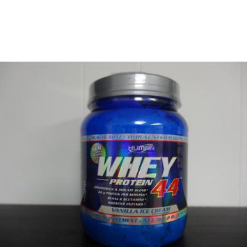 Human Evolution Supplements Whey Protein 44 Vanilla 2 lbs