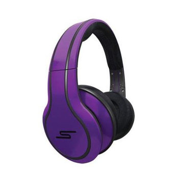 SMS Audio STREET by 50 Purple - Open Box Classic Style Headphones