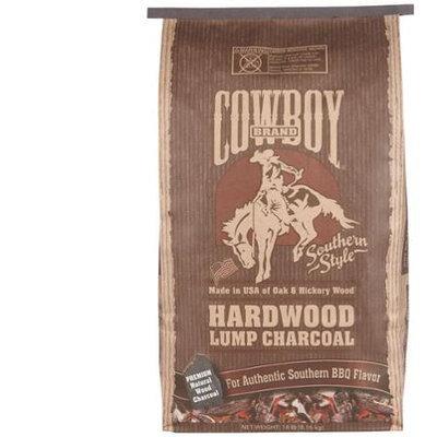 Cowboy Southern Style 18lb Hardwood Lump Charcoal (13518)