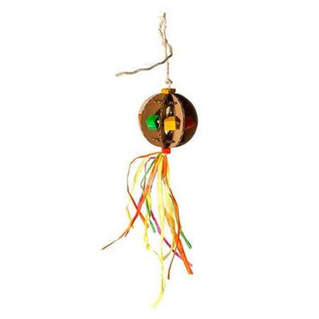 Caitec Confritti Comet 13in x 3in Bird Toy