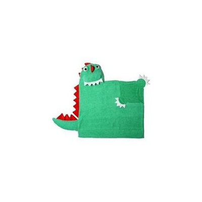 Zoocchini 11102 Devin the Dinosaur Hooded Towel - 50 x 22 in.