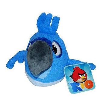 Commonwealth Toy Angry Birds Rio 16 Basic Blue Plush