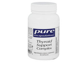 Pure Encapsulations - Thyroid Support Complex - 60 Capsules