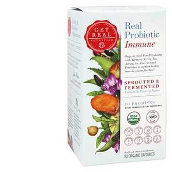 Get Real Nutrition Real Probiotic Immune