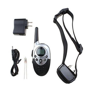 AGPtek Dog Shock Training Collar with Remote Water Resistance Rechargeable 1000 Yard Hunting