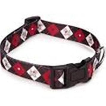 Pet Edge Dealer Services ZandZ Sweetheart Scottie Dog Collar 14-20In