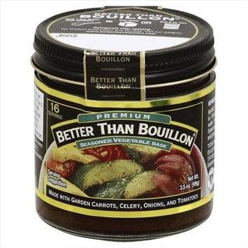 Better Than Bouillon VEGETABLE BASE, (Pack of 8)