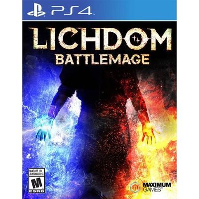 Maximum Games Lichdom: Battlemage - Playstation 4