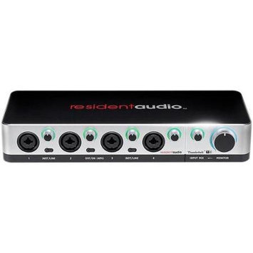 Piping Rock Resident Audio T4 Four-Channel Thunderbolt Interface
