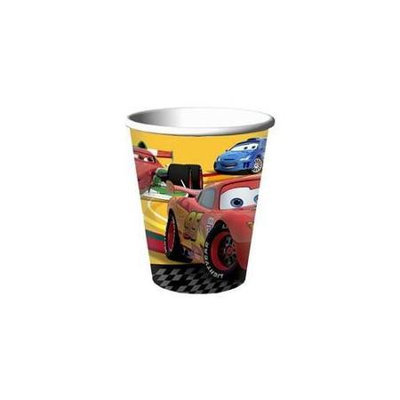 Hallmark 200617 Disney Cars 2 9 oz. Paper Cups