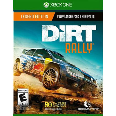 Square Enix Dirt Rally XBox One [XB1]