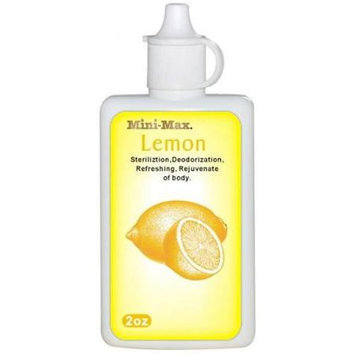Minimax I-LEM 1.6 oz. Concentrated Lemon Essential Oil Based Fragrance